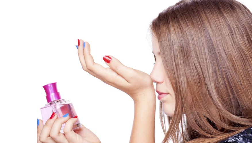 The selling price of perfume affords a company 95% profit.