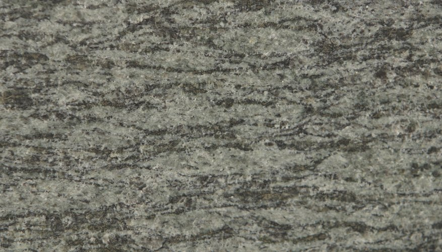 Granite is an intrusive rock.