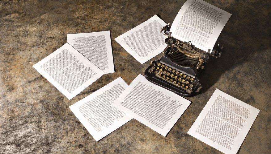 Un glosario es una lista de términos y definiciones.