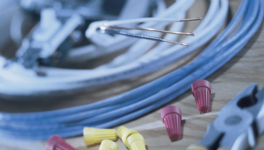 El alambre de nicromo tiene una característica única: se calienta cuando se le aplica electricidad.