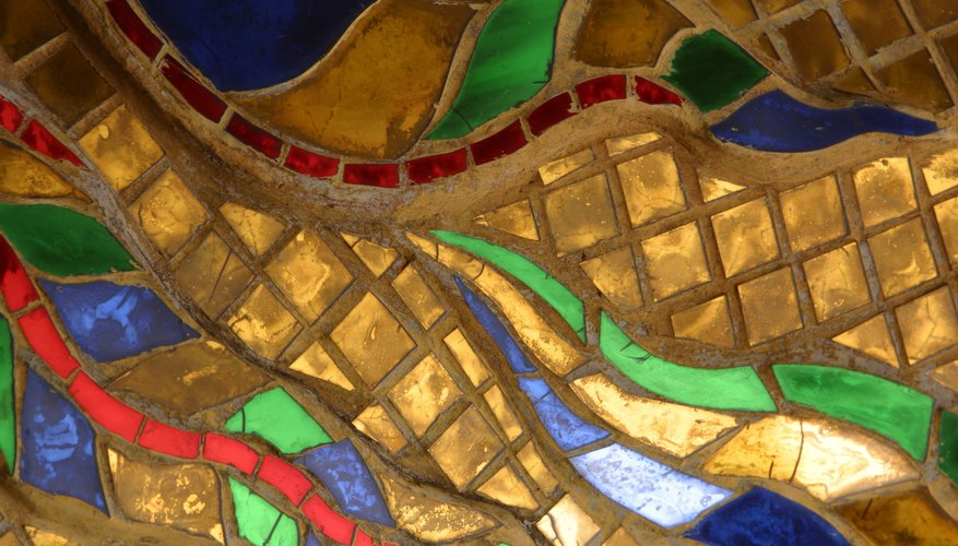 How To Create Torn Paper Collage And Mosaic Fine Art Our