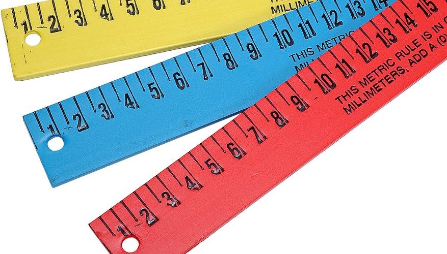 La Academia de Ciencias de Francia creó el sistema métrico en 1790.