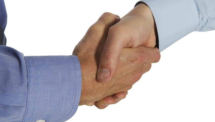 La construcción de una buena relación con los clientes es una habilidad esencial en los negocios.