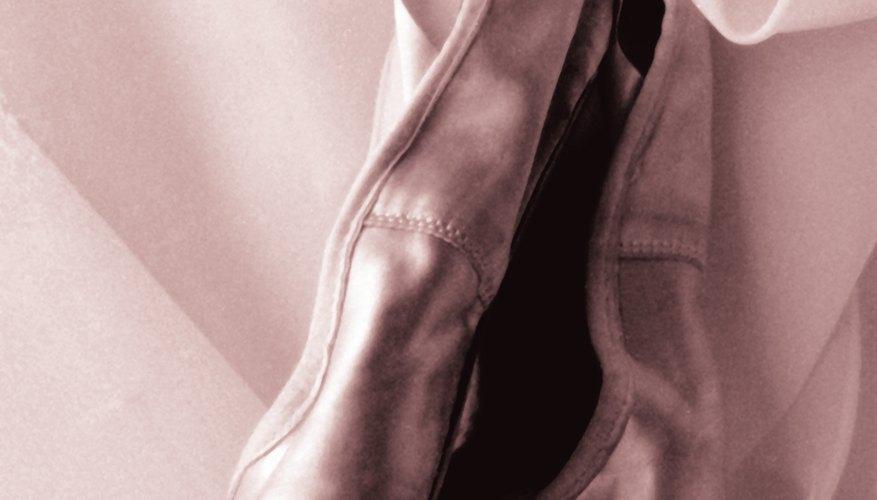 Existen tres métodos principales clásicos de ballet.