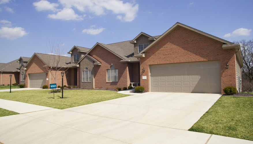 A house appraisal compares a property to neighboring homes with similar features.