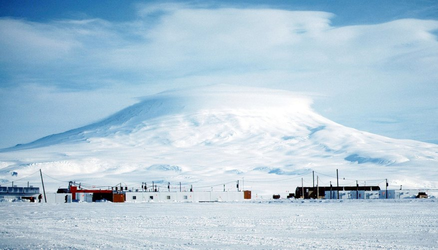 Researchers in Antarctica have recorded Earth's coldest temperatures.