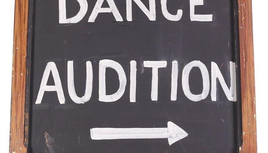Aprende la coreografía en segundos en tu mente para ayudar a memorizarla.