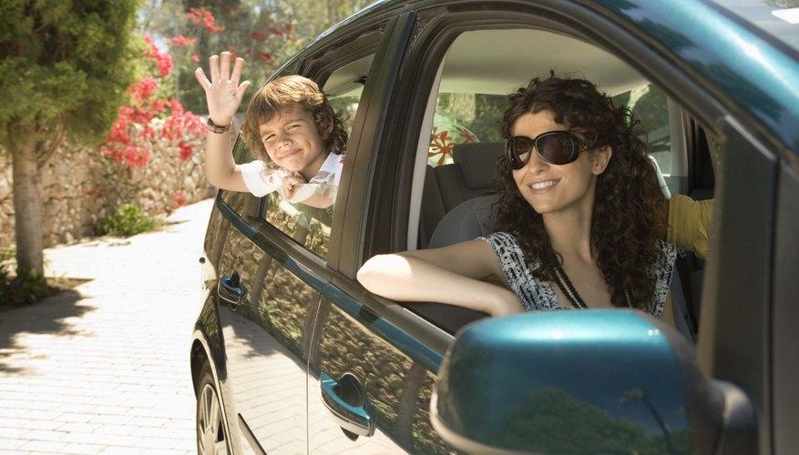 Tanto los automóviles usados como nuevos siguen las mismas reglas básicas de propiedad.