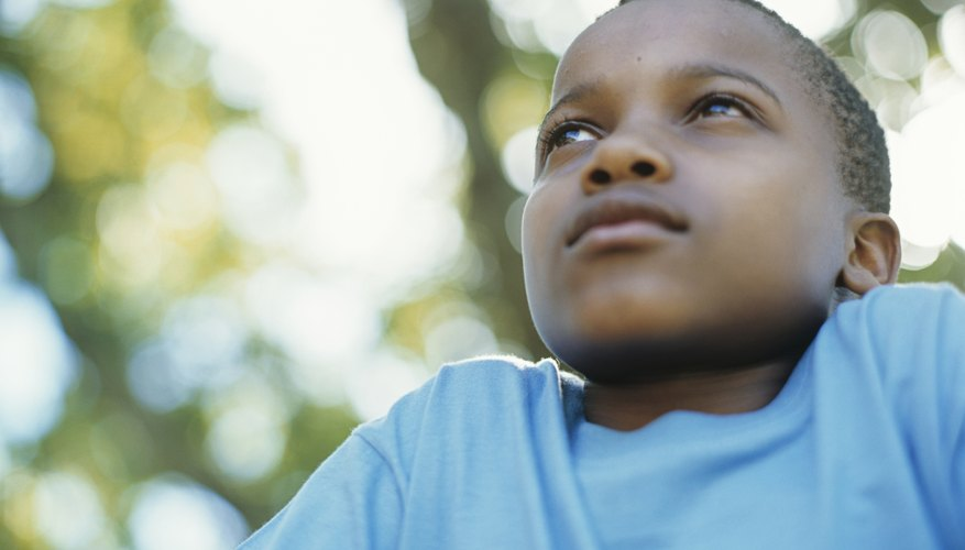 Encourage your child to think beyond the