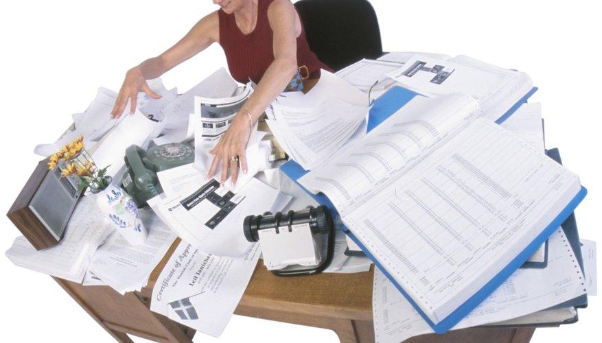 Actividades para desarrollar la habilidad organizativa geniolandia - El tiempo en tu escritorio ...