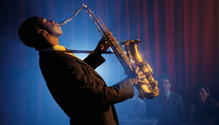 Jazz was one of the most prominent forms of music in the '20s and '30s.