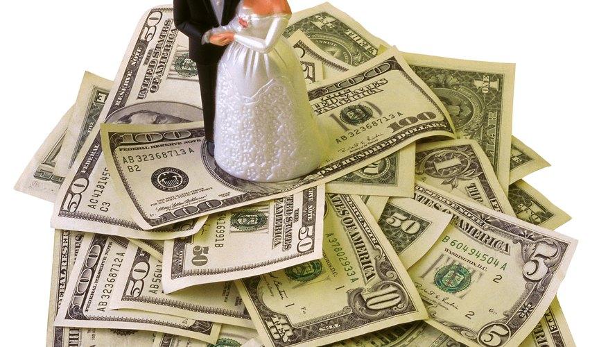Vender invitaciones y recuerdos de boda puede proveer grandes ganancias.