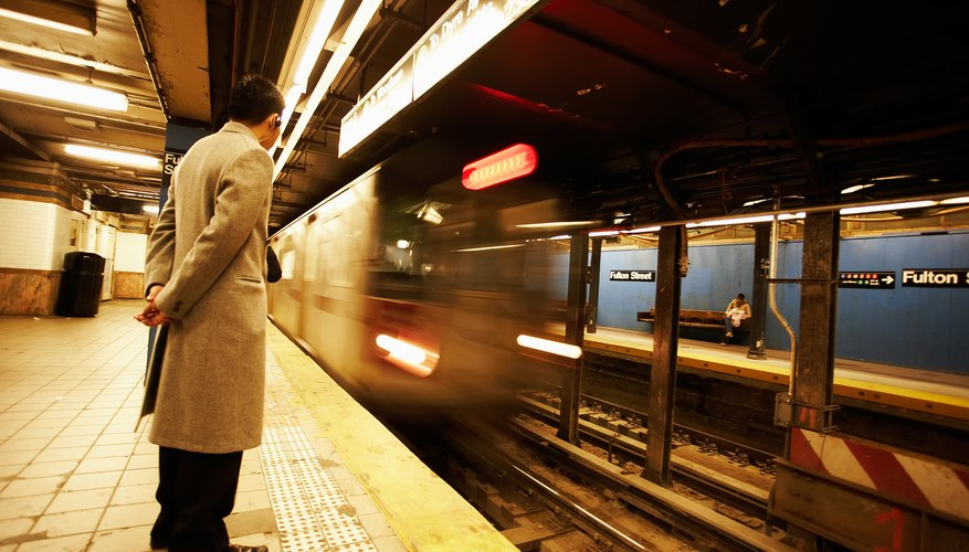 Salary of a New York City Train Conductor | Bizfluent