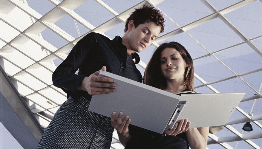 Las pequeñas empresas utilizan básicamente una estructura organizativa horizontal.