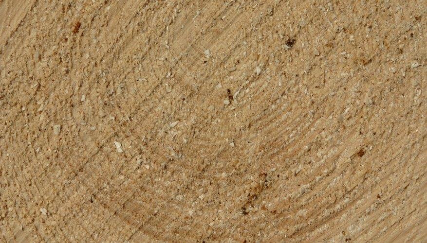 Puedes utilizar cualquier tipo de madera.