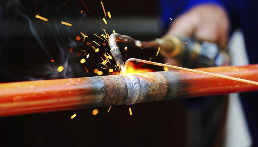 Purchase welder's insurance.