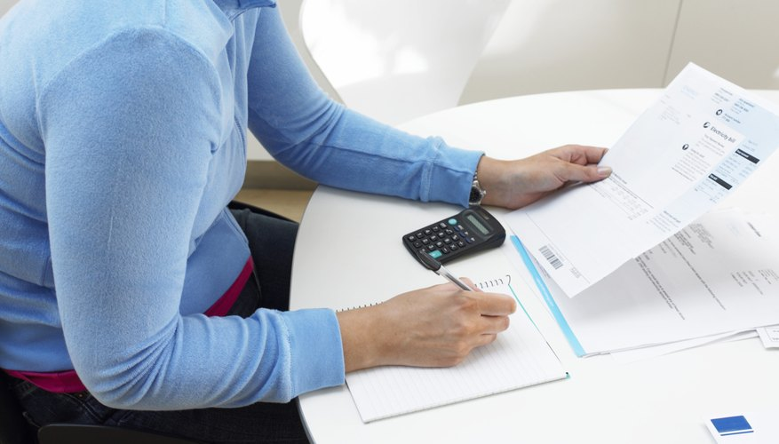 Getting behind on your bills can put your credit at risk.