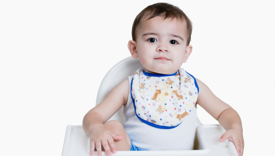 A good-quality high chair is a must-have for babies.