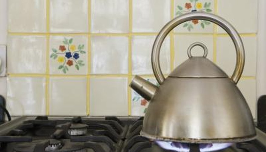 A teakettle is a perfect example of convection heat transfer.