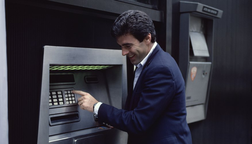 Deposit cash in an ATM owned by your bank.