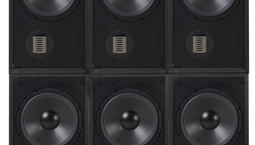 Listen to your bass drop on a large sound system to hear its full effect.