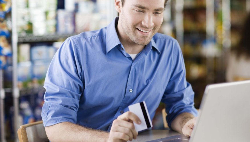 How you use your credit cards will help determine your credit score.
