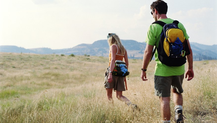 Find something fun that you both love, such as hiking.