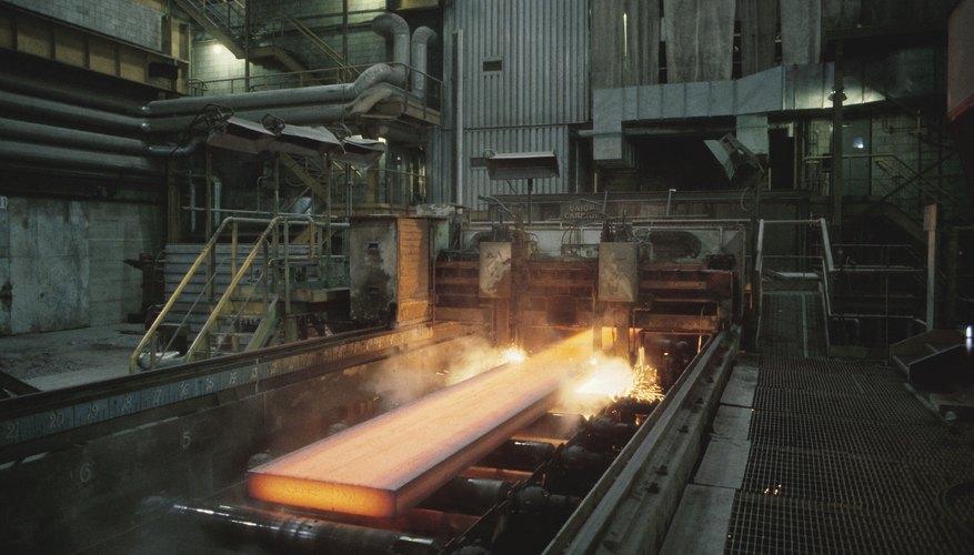Pressed steel plank