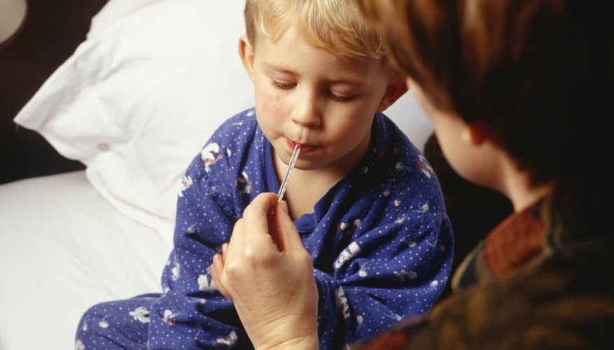 In some cases, croup may cause a fever to develop.
