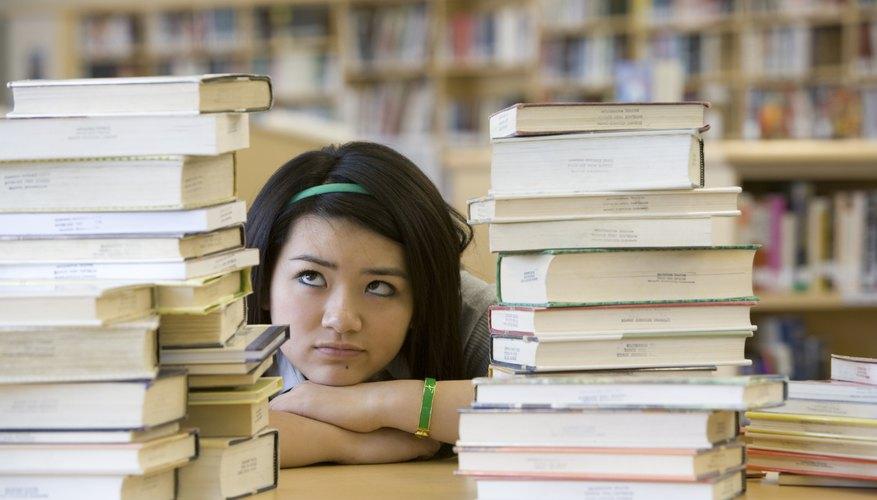 So many ideas, so many books...