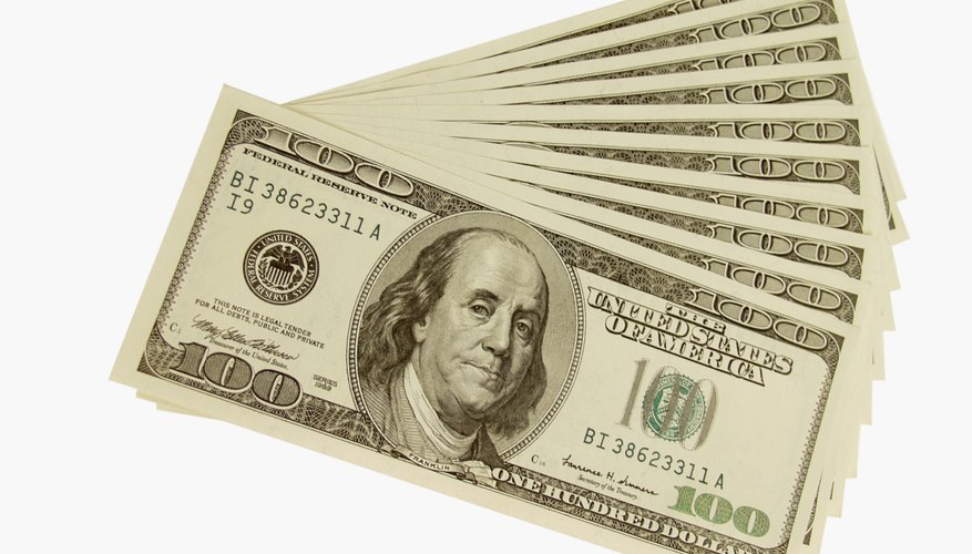 El dólar es la moneda de Estados Unidos.