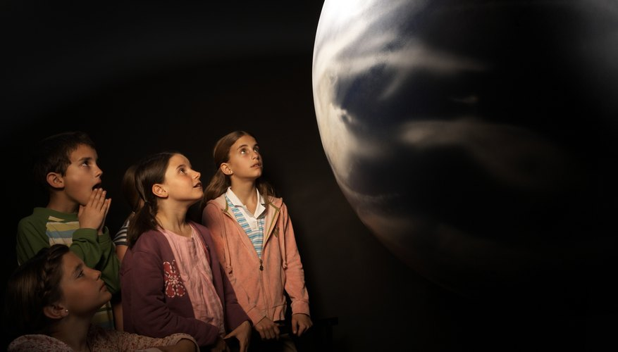 Science experiments about the universe will fascinate a young space admirer.