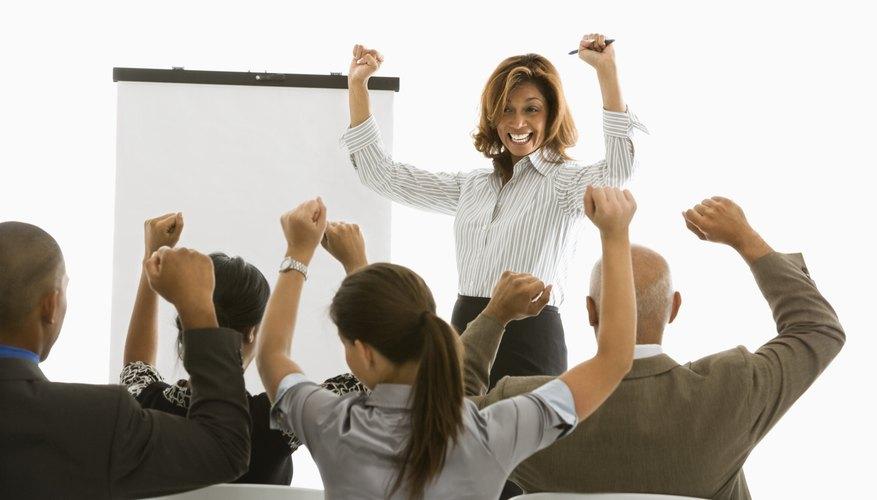Los temas entretenidos deben informar, y no tratar de persuadir a la audiencia o dar la opinión del orador.