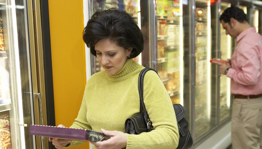Commercially produced and packaged foods often use trans fats since they are cheaper and do not readily spoil.