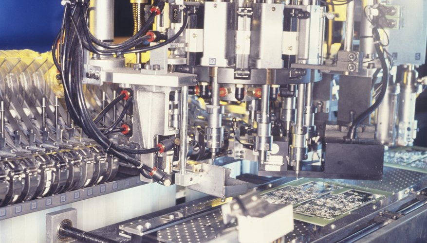 Riordan Manufacturing's international operations provide a good base for global competition.
