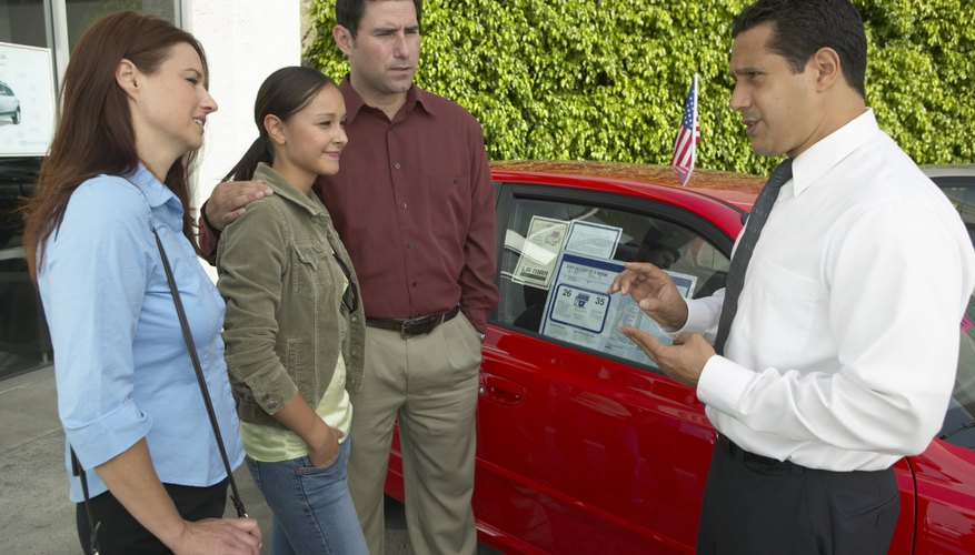 A few papers may be needed before you can legally sell your vehicle.