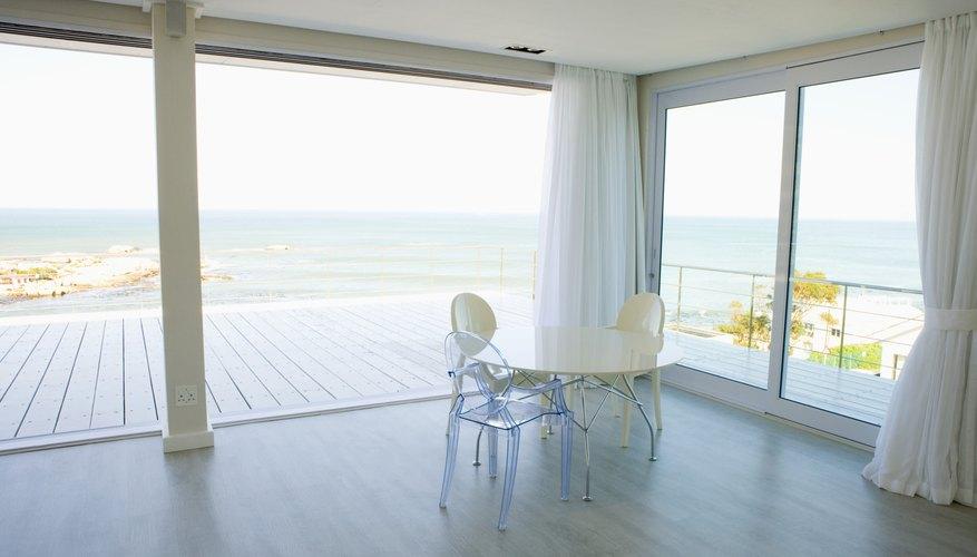 Vivir un modo de vida minimalista significa ordenar tu espacio.