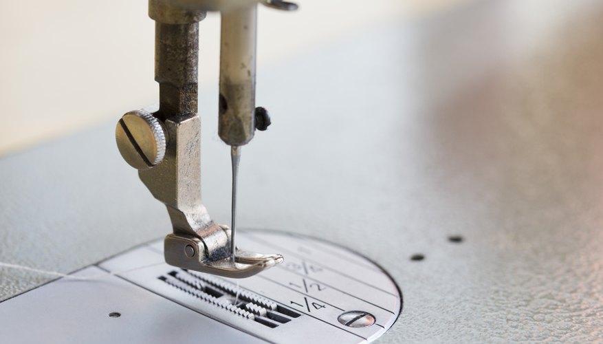 Pon el hilo en tu máquina de coser en segundos.