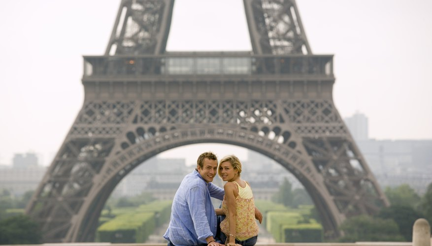 Tuition to attend school in Paris may be deductible -- but not the plane tickets to get there.