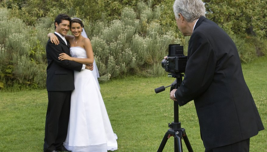 Fotógrafo de bodas.