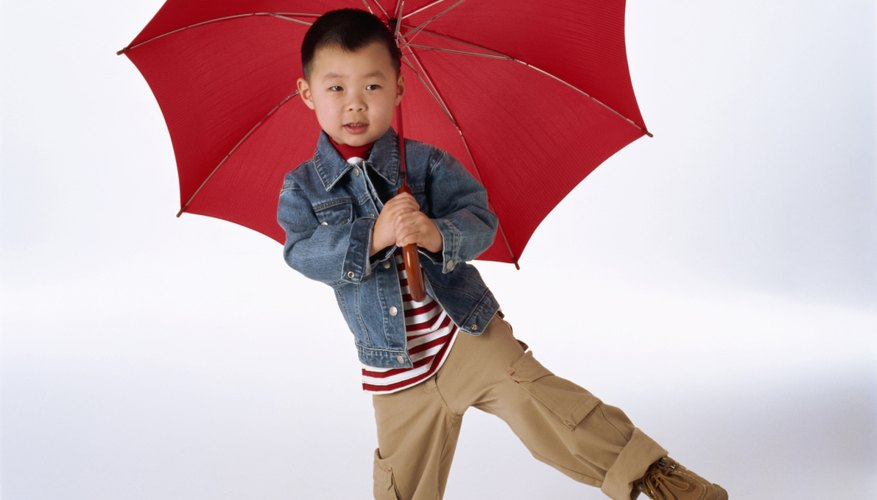 Don't let the rain keep you stuck inside with your toddler.