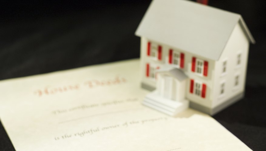 You can avoid foreclosure by offering a deed in lieu.