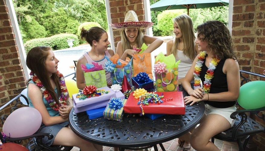 Ideas para fiestas de cumplea os de ni as de 13 a os - Ideas cumpleanos nina 7 anos ...