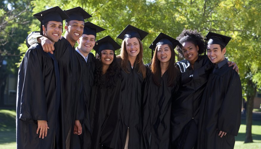 Financial aid helps students invest in a college education.