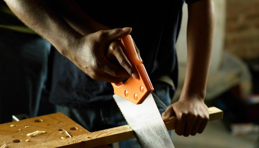 Cómo hacer y vender cosas en madera.