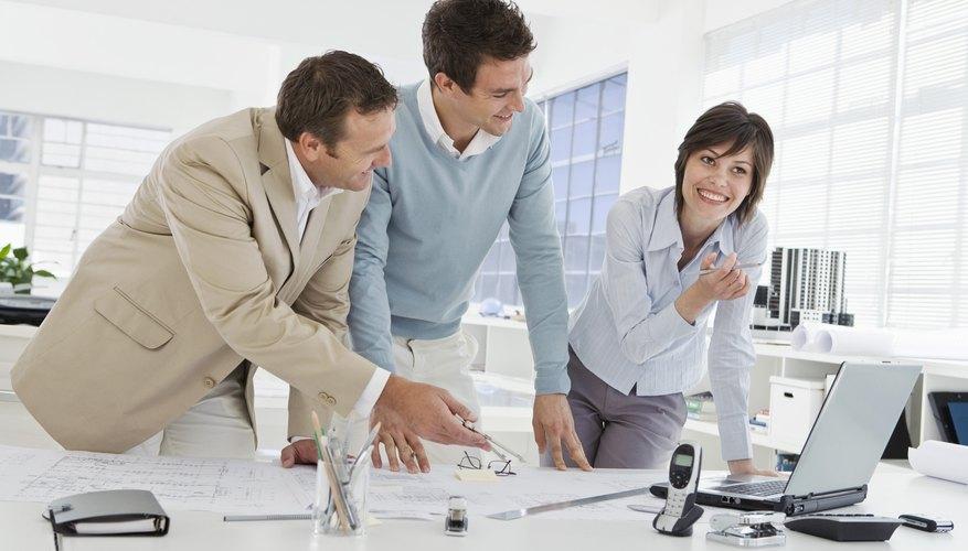 La creación de una empresa puede abarcar una gran variedad de tareas.