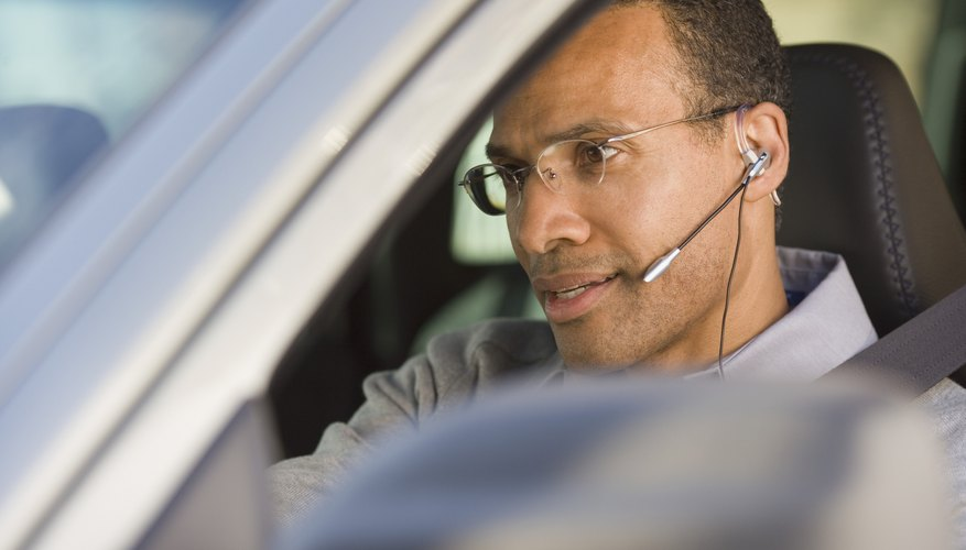 Making business calls on the road does not make the trip deductible.