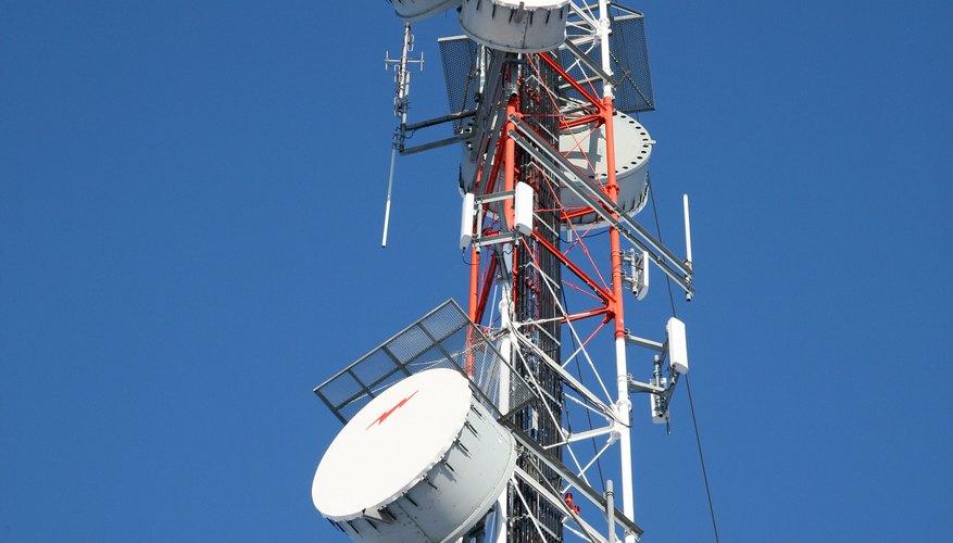 Una radio FM de baja potencia puede transmitir hasta 3.5 millas (5,63 kilómetros).