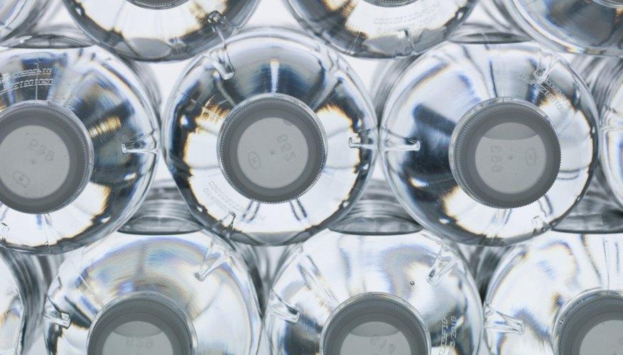 Plastic begins its life as a semi-liquid.