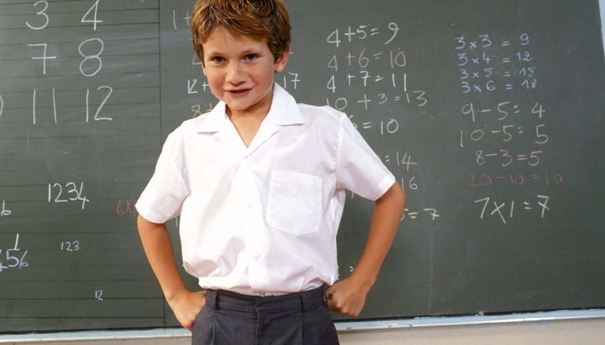 School uniforms can increase your child's confidence and sense of belonging.